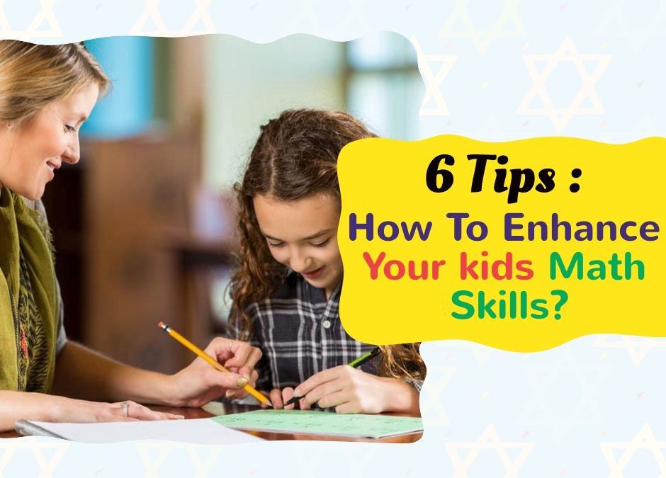 how to enhance your kids math skills-Numitech